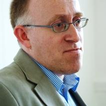 Adrian Slatcher by Jonathan Bean